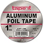 Aluminum Foil Tape by Tape It