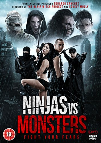 Ninjas Vs. Monsters [DVD] (Ninjas Vs Monsters compare prices)