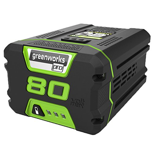 GreenWorks GBA80400GW Pro 80V 4.0Ah Lithium Ion Battery