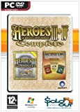 Heroes of Might & Magic III & IV (PC DVD)