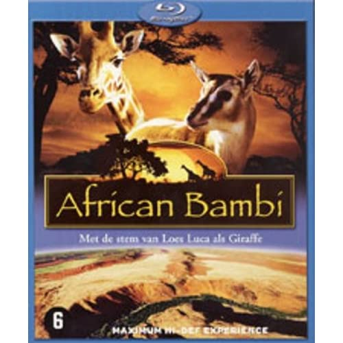 [Walt Disney Studios Motion Pictures • Pays-Bas] African Bambi (2007) 51nP-A-RRqL._SS500_
