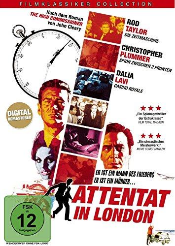 ATTENTAT IN LONDON - Filmklassiker Collection