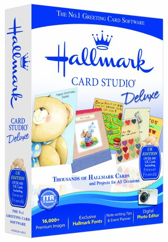 Hallmark Card Studio Deluxe (Version 12) (PC)