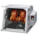 Ronco Showtime Digital Rotisserie and BBQ - Platinum Edition