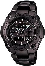[カシオ]Casio 腕時計 G-SHOCK MR-G 深層硬化処理+DLCコーティング 世界6局電波対応ソーラーウォッチ MRG-7700B-1BJF メンズ