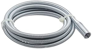 Silverline 633481 - Varilla para limpiar desagües 6 mm x 1,8 m