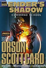 Ender&#39;s Shadow: Command School (Graphic Novel)