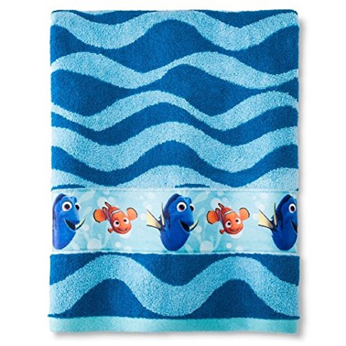 finding dory weave design bath towel. Black Bedroom Furniture Sets. Home Design Ideas