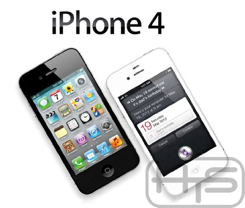 Apple iPhone 4 (Black) 32GB (Factory Unlocked)