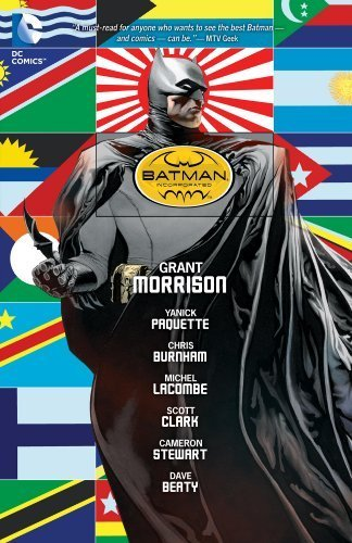 Batman Incorporated TP by Grant Morrison (2013-01-17)