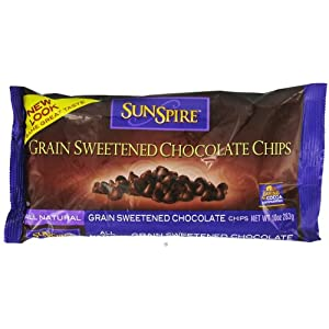 SunSpire - Chocolate Chips All Natural Grain Sweetened - 10 oz.
