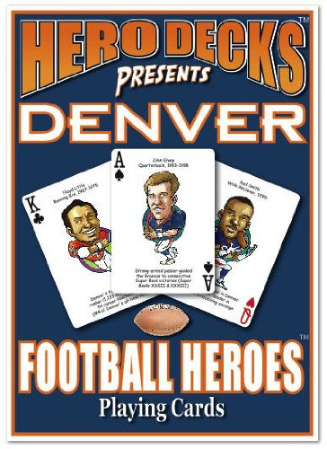 Cards, Denver Broncos