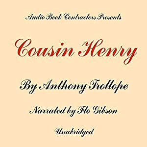 Cousin Henry Audiobook