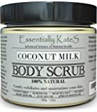 Essentially KateS All Natural Coconut Milk Body Scrub