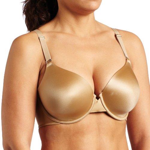 Maidenform Women'S Pure Genius Extra Coverage Tailored Bra, Body Beige, 38Dd