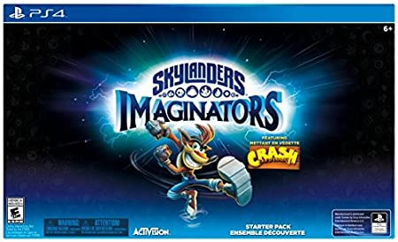 Skylanders Imaginators - Crash Bandicoot Edition - PlayStation 4