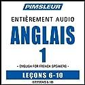 ESL French Phase 1, Unit 06-10: Learn to Speak and Understand English as a Second Language with Pimsleur Language Programs | Livre audio Auteur(s) :  Pimsleur Narrateur(s) :  Pimsleur