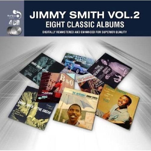 8 Classic Albums 2 by Jimmy Smith
