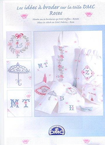 Les idées à broder , les roses, 14733/22