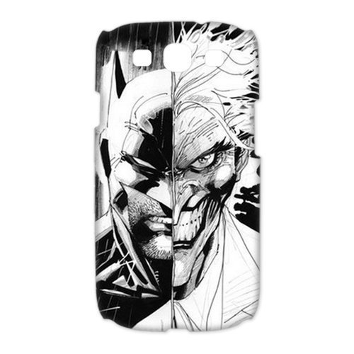 Treasure Design Marvel Comics Batman Joker Collection Samsung Galaxy S3 I9300 3D Best Durable Case at Gotham City Store