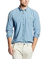 Cortefiel Camisa Hombre (Cielo)