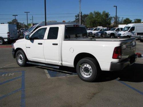 09-13 Dodge Ram 1500 Quad Cab Stainless Steel 4