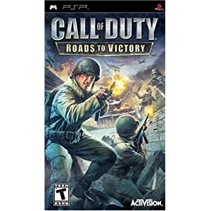 51nPTVqgpoL. SL500 AA300  Download Call of Duty: Roads to Victory 2007   Jogo PC