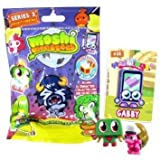 Moshi Monsters Moshlings Series 3 Mini Figure 2Pack Includes 1 Virtual Prize Code!