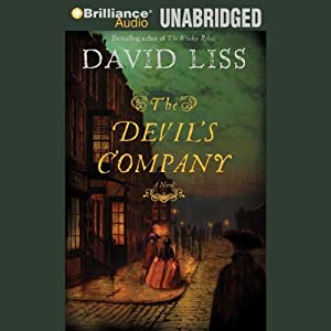 The Devil's Company Audiobook