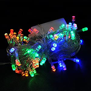 LED Battery String Lamp from QUESTWAY