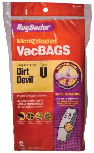 Dirt Devil U Vacuum Bag