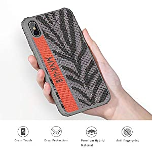 Joyroom [2-Pack] Camera Lens Protector for iPhone 11 Pro/iPhone 11 Pro Max Camera Screen Anti-Scratch Protector, Ultra Thin Precise Fit Tempered Glass, Strong Sticky (Color: Orange xr, Tamaño: iPhone xr case)