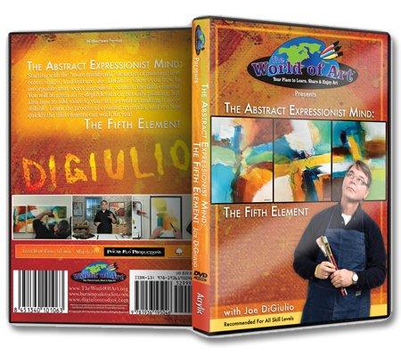 Joe DiGiulio - Video Art Lessons
