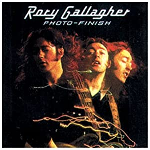 Photo Finish Rory Gallagher