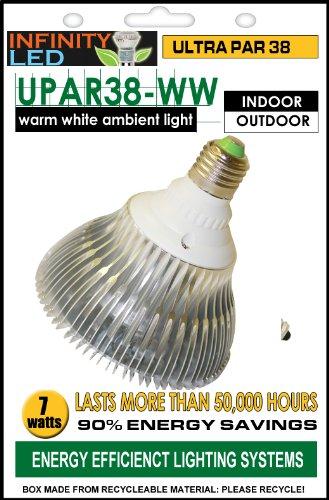 Infinity Ultra Par 38 Light Bulb - Warm White, 12W