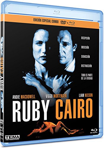 Ruby Cairo (Bd + Dvd) (Blu-Ray) (Import) (European Format - Region B) (2014) Andie Macdowell; Liam Neeson