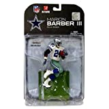 McFarlane Toys NFL Sports Picks Series 19 (2008 Wave 3) Action Figure Marion Barber (Dallas Cowboys)
