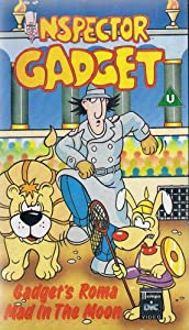 Inspector Gadget: Gadget's Roma/Mad In The Moon [VHS