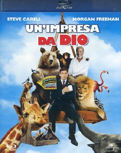 Un'impresa da Dio [Blu-ray] [IT Import]