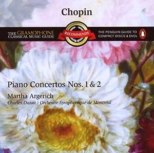 Piano Concertos No. 1 and 2 (Dutoit, Montreal So, Argerich)