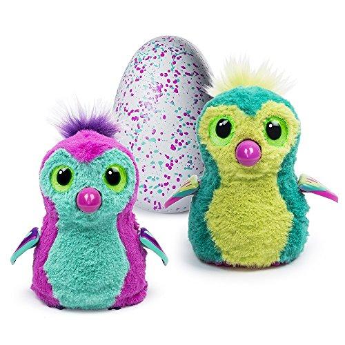 Hatchimals - Penguala - Teal - Pink Egg