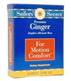 Sailors Secret Premium Ginger | The Natural Remedy for Motion Sickness