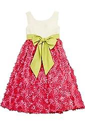 Rare Editions Girls' Dress