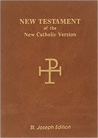 St. Joseph N.C.V. NEW TESTAMENT (VEST POCKET EDITION)