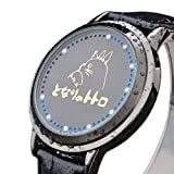 Wildforlife My Neighbor Totoro Touch Screen LED Digital Wrist Watch