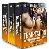 Boxed Set: Temptation (Under the Billionaires Power trilogy, parts 1-3)