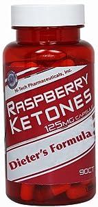 Hi-tech Pharmaceuticals Raspberry Ketones 90 Caps by Hi-Tech Pharmaceuticals