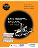 OCR A Level History: Late Medieval England 1199-1455