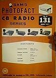 img - for Sams Photofact CB Radio Series, CB-131 book / textbook / text book
