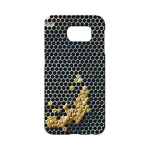 BLUEDIO Designer 3D Printed Back case cover for Samsung Galaxy S6 Edge Plus - G4422